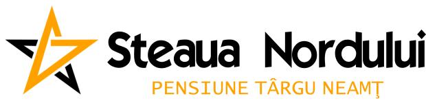 logo Steaua Nordului pensiune Targu Neamt